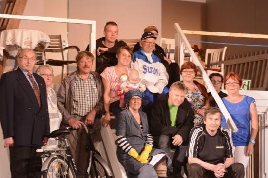 Värtsilän kesäteatteri - Taistelevat koppelot 2016