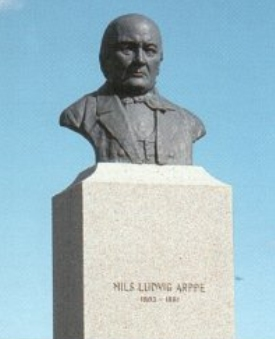 Nils Ludvig Arppe.