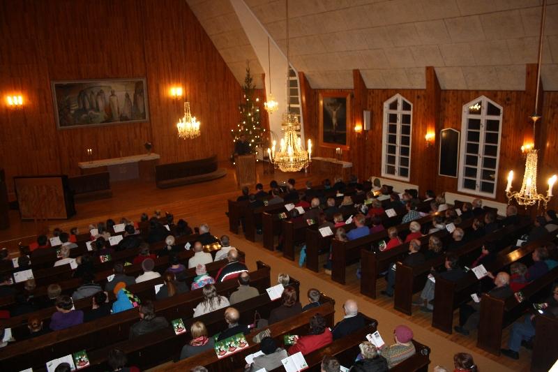 vartsilan kirkko kauneimmat joululaulut
